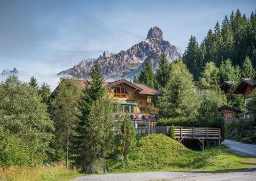 Landhaus Bergzeit Filzmoos