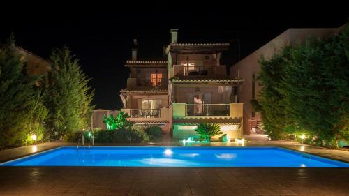 . Aegina Villa Kalliopi