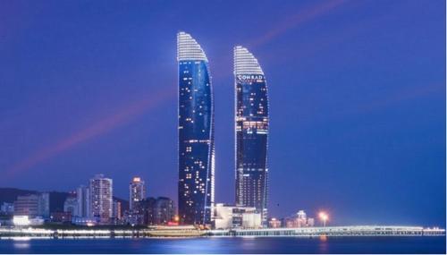 HotelXiamen Haidao Seaview Apartment