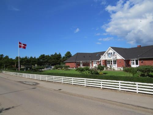 . Motel Garni Blåvand