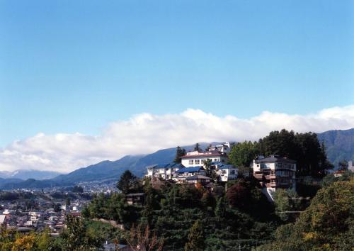 天空之城三宜亭本館酒店 Sangitei