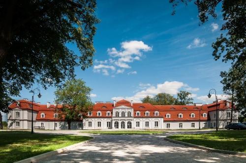 . Pałac Domaniowski