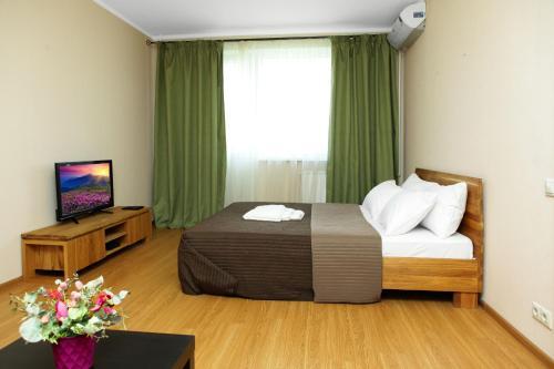 . Apartment on Osenniy Bulevard 10