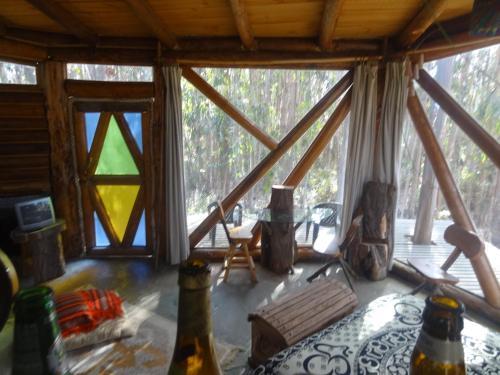 . Cabanas Curi-Huapi