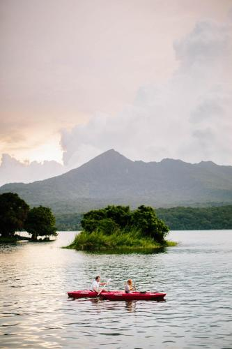 Isleta El Espino, Las Isletas de Granada, Granada Department, Nicaragua.