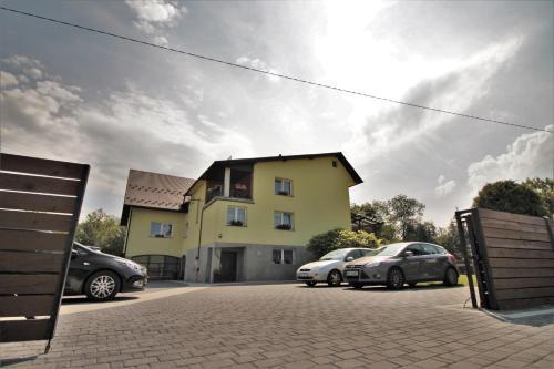 Accommodation in Rokiciny Podhalanskie