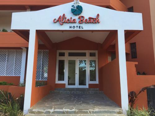 . Hotel Alicia Beach