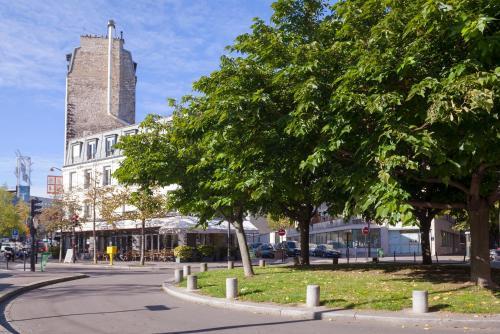 Hôtel de la Place des Alpes photo 21