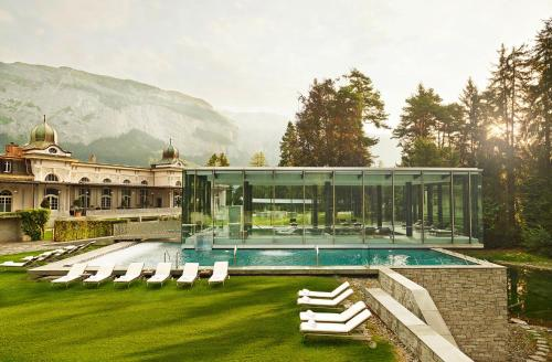 Waldhaus Flims Alpine Grand Hotel & Spa Flims