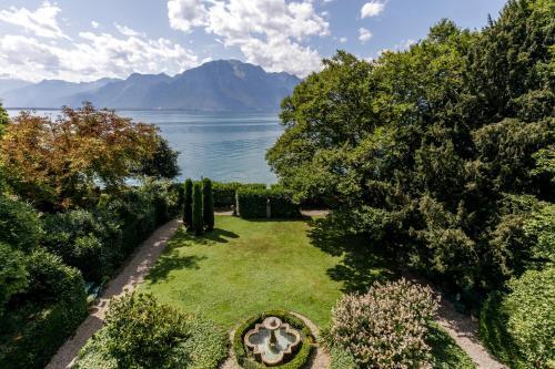Villa Kruger Boutique B&B - Accommodation - Montreux