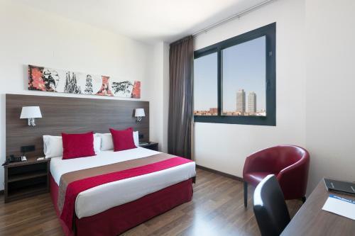 Hotel Best 4 Barcelona photo 46