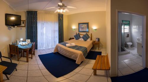 Blue Marlin Guest House 房间的照片