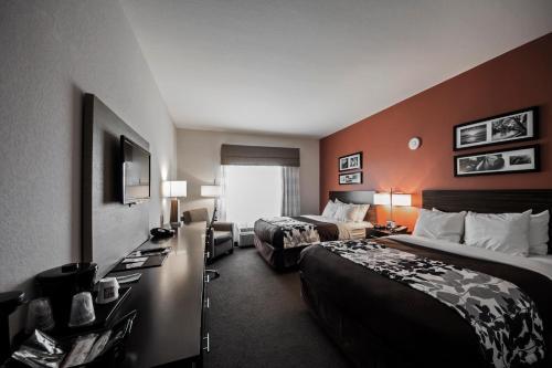 Sleep Inn & Suites Hennessey - Hennessey, OK 73742