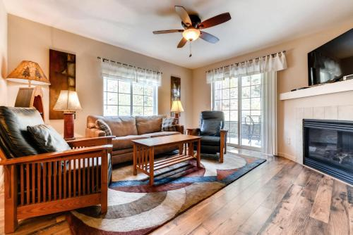 Two-Bedroom Condo 1803 at Villas at Swans Nest - Frisco, CO 80424