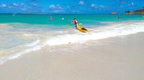 3br Condo On Beautiful Kailua Beach - Kailua, HI 96734