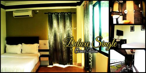 Deluxe Single Room with Sea View Maya Hotel