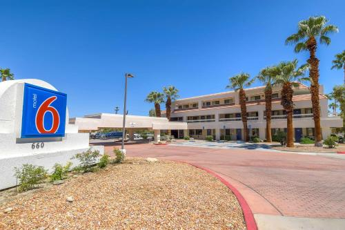 Motel 6-Palm Springs CA - Downtown