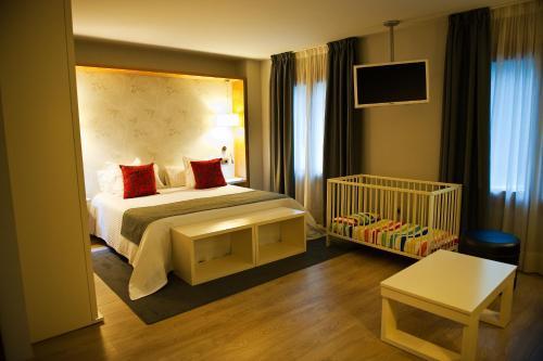 Doppel- oder Zweibettzimmer Tinas de Pechon 6