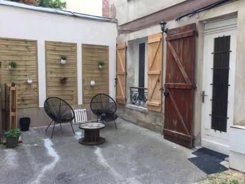 Bastille faubourg sur cour privee photo 14