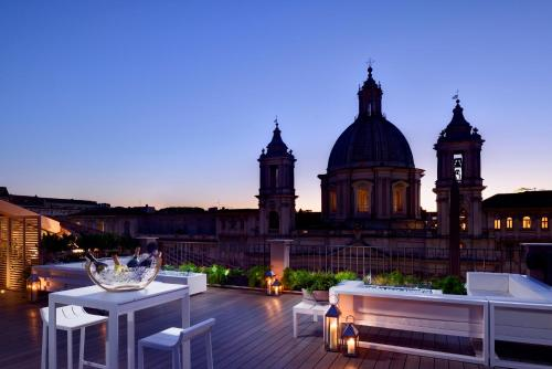 Lifestyle Suites Rome impression