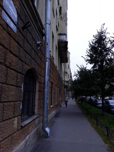 . Apartment on Gatchinskaya