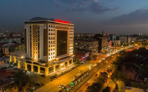 Konya Bayır Diamond Hotel & Convention Center Konya tek gece fiyat