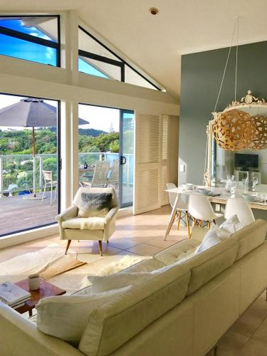 Villa Blanc 2, Palm Beach, Ostend, New Zealand