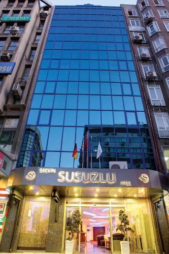 Izmir Susuzlu Seckin Hotel yol tarifi
