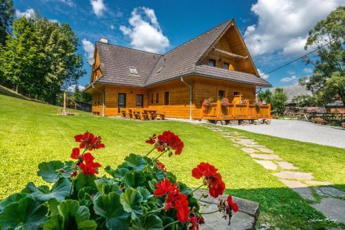 Chata Penzión Škerda - Accommodation - Zuberec