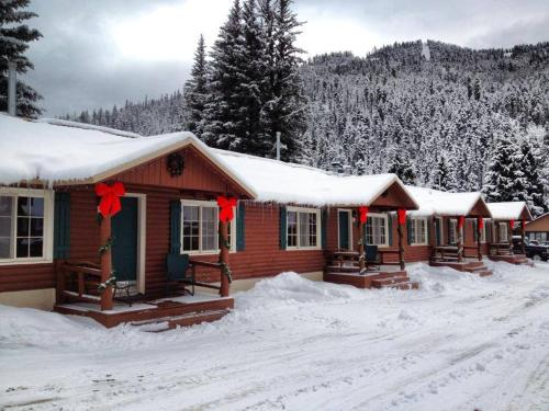. Three Bears Lodge