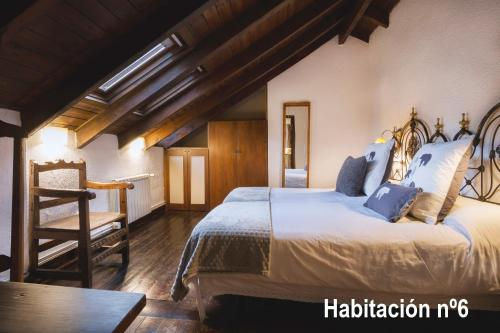 Double or Twin Room with Mountain View Hotel Santa Maria Relax 10