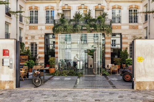 Kube Hotel Paris - Ice Bar photo 20