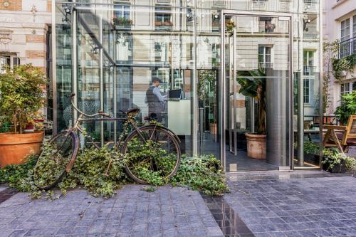 Kube Hotel Paris - Ice Bar photo 21