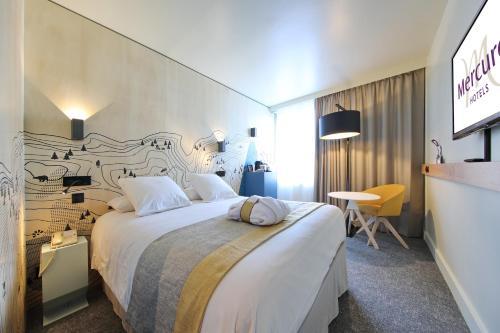 Mercure Grenoble Centre Alpotel - Hotel - Grenoble