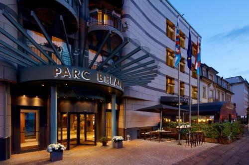 . Hotel Parc Belair