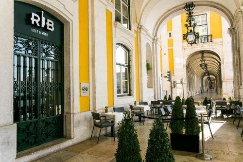 Pousada de Lisboa - Small Luxury Hotels Of The World photo 42