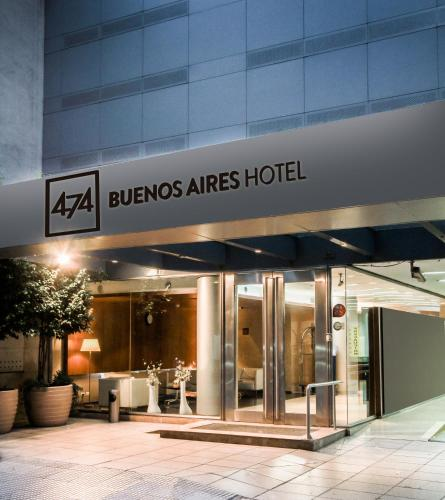 474 Buenos Aires Hotel photo 23