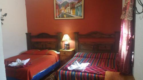 Hotel El Mirador szoba-fotók