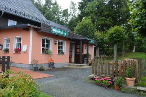 . Restaurant & Pension Forsthaus Hain