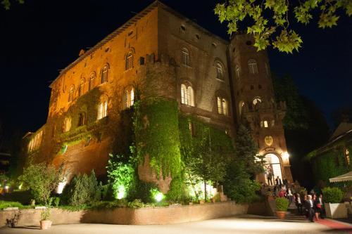 Kasteel-overnachting met je hond in Relais Del Castello Di Oviglio - Oviglio