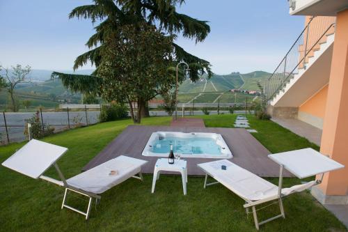 Bella Vista Barbaresco - Apartment
