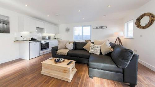 The Little Lighthouse Studio Apartment, St Ives, Cornwall