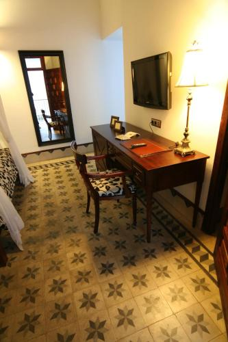 Suite Junior (3 adultos) Palacio San Bartolomé 22