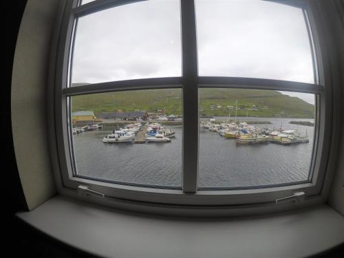 Krakureiðrið, Kvívík
