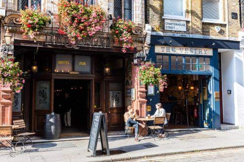 115 Charterhouse Street, London EC1M 6AA, England.