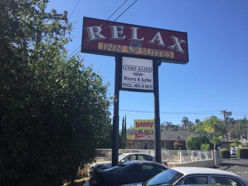 Relax Inn & Suites El Cajon - El Cajon, CA CA 92020