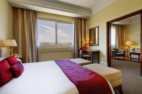 Grand Suite with Double Bed and Balcony or Terrace