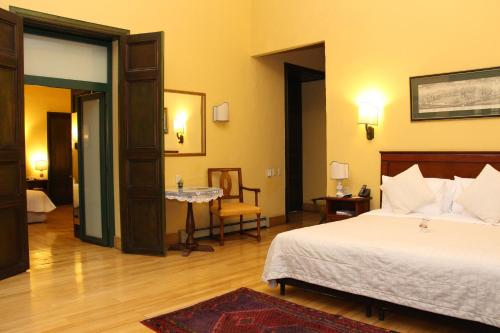 Hotel De La Opera salas fotos
