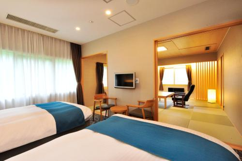 Deluxe Room with Tatami Area - Disability Access
