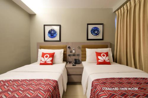 Hotel ZEN Rooms San Antonio Makati